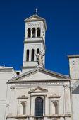 SS. Redentore Church. Ruvo di Puglia. Apulia. — Stock Photo