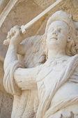 Closeup of a statue. — Stock Photo