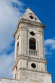 St. Annunziata Belltower. Bari. Apulia. — Stock Photo