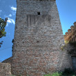 Albornoz fortress. Spello. Umbria. — Stock Photo
