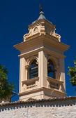 聖マリア ・ ディ ・ vallegloria の教会。スペッロ。ウンブリア州. — ストック写真