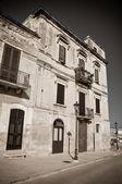 исторический дворец. — Стоковое фото