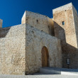 Norman- SwabiCastle. Sannicandro di Bari. Apulia. — Stock Photo #4254490