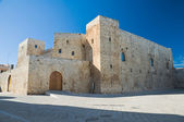 Norman- Swabian Castle. Sannicandro di Bari. Apulia. — Stock Photo