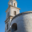 St. Maria Assunta Belltower. Sannicandro di Bari. Apulia. — Stock Photo