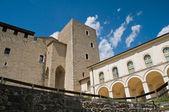 Albornoz fortress. Spoleto. Umbria. — Stock Photo