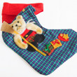 Christmas stocking. - Stock Photo