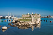 La Cassa. Bisceglie. Apulia. — Stock Photo