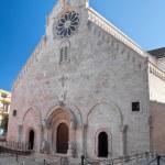 Cathedral. Ruvo di Puglia. Apulia. — Stock Photo #4318513