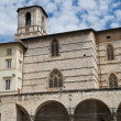 St. Lorenzo Cathedral. Perugia. Umbria. — Stock Photo #4326046