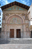 Oratory of St. Bernardino. Perugia. Umbria. — Stock Photo