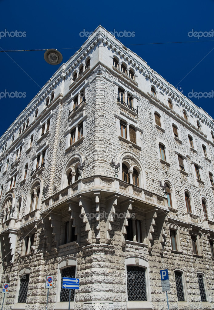 Historical palace. — Stock Photo #4374793