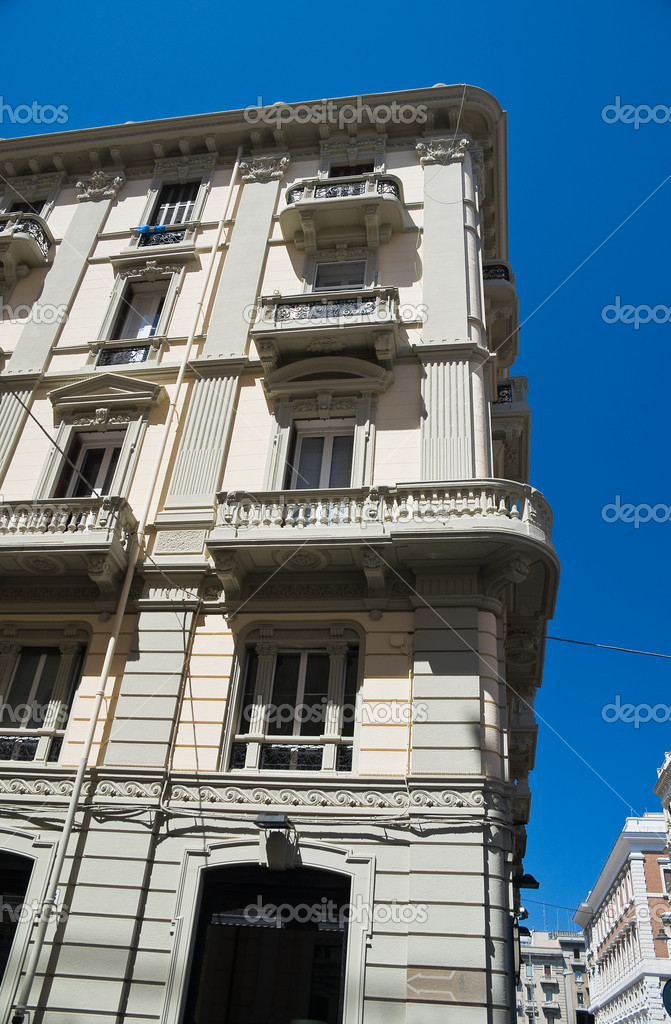 Historical palace. — Stock Photo #4401883