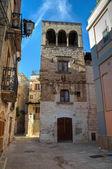 Tower-house. Bitritto. Apulia. — Stock Photo