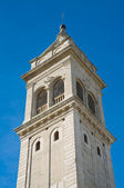 St. Rocco Belltower Church. Gioia del Colle. Apulia. — Stock Photo