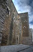 Norman- Swabian Castle. Gioia del Colle. Apulia. — Stock Photo