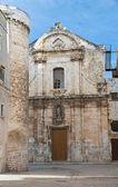 Purgatory Church. Bitritto. Apulia. — Stock Photo