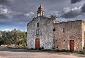 Madonna del Serto Church. Bitritto. Apulia. — Stock Photo