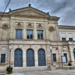 Council Theatre. Gioia del Colle. Apulia. — Stock Photo