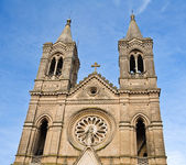 St. Lucia Church. Gioia del Colle. Apulia. — Stock Photo