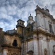 Historical churches. Gioia del Colle. Apulia. — Stock Photo