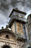 Purgatory Church. Gioia del Colle. Apulia. — Stock Photo