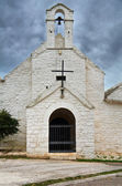 St. Maria di Barsento Church. Noci. Apulia. — Stock Photo