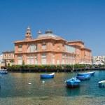 Margherita Theatre. Bari. Apulia. — Stock Photo