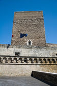 Norman- Swabian Castle. Bari. Apulia. — Stock Photo
