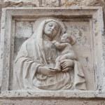 Madonna and Jesus. — Stock Photo #4553887