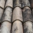 Stockfoto: Tile roof background.