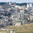 Sassi of Matera. Basilicata. — Stock Photo #4599541