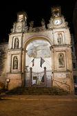 Sedile Palace. Matera. Basilicata. — Stock Photo