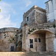 Norman Castle. Conversano. Apulia. - Stock Photo