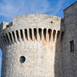 Norman Tower. Conversano. Apulia. - Stock Photo