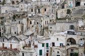The Sassi of Matera. Basilicata. — Stock Photo