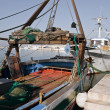 Stock Photo: Fishing trawler.