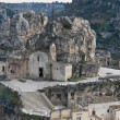 Sassi of Matera. Basilicata. — Stock Photo #4725817