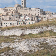 The Sassi of Matera. Basilicata. - Stockfoto