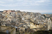 The Sassi of Matera. Basilicata. — Stock Photo
