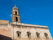 St. Rita Sanctuary. Conversano. Apulia. — Stock Photo