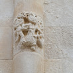 Marble Column. — Stock Photo