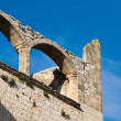 Norman Castle. Conversano. Apulia. — Stock Photo