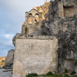Madonna de Idris Church. Matera. Basilicata. - Stock Photo