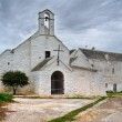 St. Maria di Barsento Church. Noci. Apulia. - Stock Photo