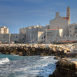 Panoramic view of Giovinazzo. Apulia. — Stock Photo #4813598