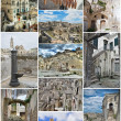 Matera collage. — Stock Photo