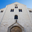 Basilica of Saint Nicholas. Bari. Apulia. — Stock Photo #4880693