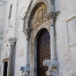 Basilica of Saint Nicholas. Bari. Apulia. — Stock Photo #4880765