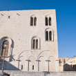 Basilica of Saint Nicholas. Bari. Apulia. — Stock Photo